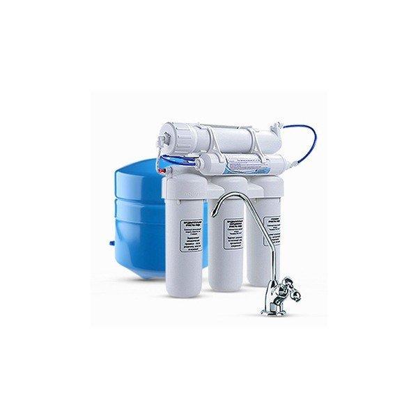 система для очистки воды для коттеджа Аквафор